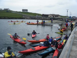sea kayak image